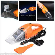 3in1 12V 120W Portable Wet & Dry Car Home Handheld Vacuum Cleaner+Cable 500cm.