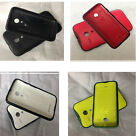 Hard Shell Grip Silicone Protective Case Cover Skin For Motorola Moto G