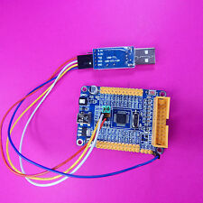 ARM Cortex-M3 STM32F103C8T6 Minimum System Development Board STM32 + ser USB
