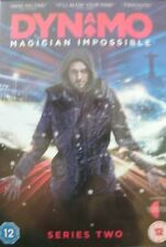 DYNAMO - Magician Impossible - Series 2 - Complete (DVD, 2-Disc Set) FREE UK P+P