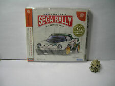Sega Rally 2 Sega dreamcast version jpn/japanese neuf/new sealed