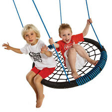 Nest Swing, Crow Swing, Kids Swing, with Hanging Ropes, Certified Swing