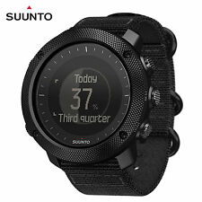 Suunto Traverse Alpha Stealth SS022469000 GPS Military Outdoor Watch
