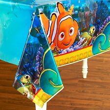 Hallmark Disney Finding Nemo Table Cloth Cover Finding Nemo Dory birthday baby