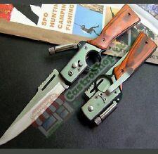 Navaja de Supervivencia Plegable Modelo Ak-47