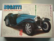 Bandai 1:20 Scale Vintage 1932 Bugatti 1932 Type 55 - New & Rare - Motorisable