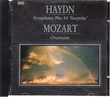 Haydn - Symphony no.94 surprise / Mozart Concertos (cd)