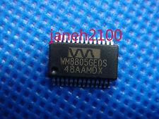 1PCS IC WOIFSON SSOP-28 WM8805GEDS WM8805GEDS/RV LI2
