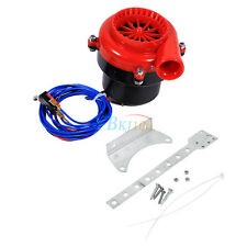 ABS Car Auto Fake Dump Electronic Turbo Blow Off Hooter Valve Analog Sound BOV