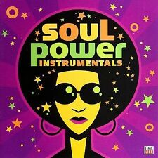 Soul Power Instrumentals by Various Artists (CD, Jul-2006, Time/Life Music)