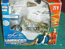ERTL OCC ORANGE COUNTY CHOPPERS DIXIE CHOPPER MODEL KIT 1/18