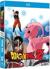 Dragon Ball Z: Season 9 - 4 DISC SET (2014, Blu-ray New)