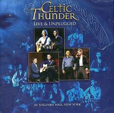 Celtic Thunder - Live and Unplugged CD Free UK Shipping Ships From UK