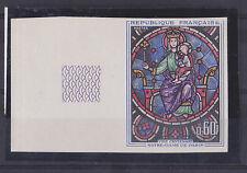 n°1419 Notre Dame de Paris, cote Y&T: 100 €, neuf **,  non dentelé, année  1964