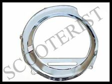 Vespa Vintage Engine Flywheel Magnet Rotor Cover Chrome Vbb Vba Super Sprint 150