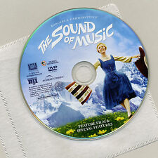Sound of Music 50th An. G movie, new DVD & sleeve, J Andrews Rodgers Hammerstein