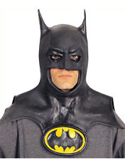 Batman Costume Accessory, Mens Batman With Cowl Full Mask