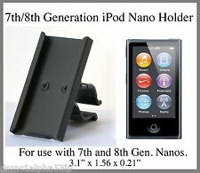 Motorcycle/Bicycle iPod Nano Holder-7th Gen/8th Gen. Nano, PORTABLE Mount