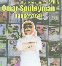 Dabke 2020: Folk & Pop Sounds of Syria 2009 by Souleyman, Omar Ex-library