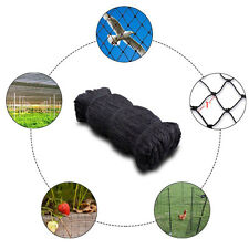 """1"""" Hole, 25' X 50' Net Netting For Bird Poultry Avaiary Game Pens Mesh - 555"""