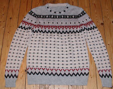 MAGNIFIQUE PULL CHAUD J.CREW DEGRIFFE LAINE NEUF VAL 100€ TAILLE 38 36