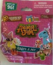 Animal Jams - Blind Bag (One Supplied) Contains 1 Pet - Brand New