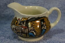 "Royal Tudor Ware 17 Century England Creamer or Cream Pitcher 2 1/2""T x 4 1/4""L"