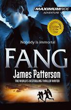 Maximum Ride: Fang, James Patterson, Excellent