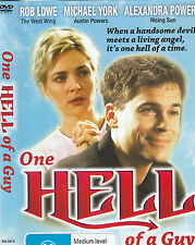 One Hell of A Guy-1998-Rob Lowe-Movie-DVD
