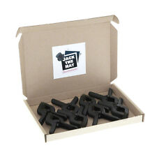 "8 x 90mm Pro Background Support Clamps for Photo Studio Backdrops. 3.5"" Clips"