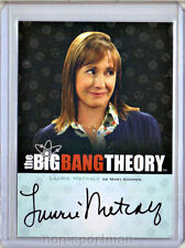 BIG BANG THEORY SEASON 3 & 4 AUTO A12 LAURIE METCALF