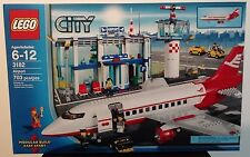 LEGO (3182) Airport - Airplane - City