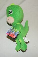 New PJ Masks Plush Toy Stuffed Animal Disney Junior Gekko Gecko Green