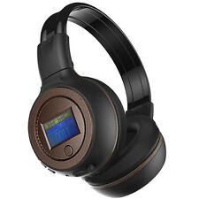 Stereo Bluetooth Wireless Headset/Headphones With Call Mic/Microphone