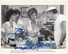 ALICE CAST SIGNED PHOTO B  BETH HOWLAND POLLY HOLLIDAY LINDA LAVIN SHOWSTUFF