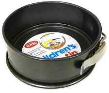 12cm Non Stick Children's Springform Spring Form Pan Baking Tray Mini Cake Tin