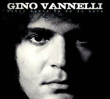 NEW Still Hurts To Be In Love [digipak] by Gino Vannelli CD (CD) Free P&H