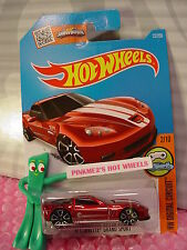 Case B 2016 i Hot Wheels Treasure Hunt '11 CORVETTE GRAND SPORT #22✰Red; TRAP5✰