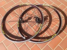Rolf Vector Comp Road Bike Wheel Set 700c Alloy Clincher Shimano 9 / 10 Sp nice