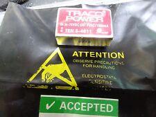 Traco Power TEN-5-4811 5W Aislado DC/convertidor de CC Vin 36to75 Vdc,Vout 5Vdc