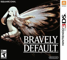 Bravely Default - Nintendo 3DS - Great Condition - Game Cartridge Only!