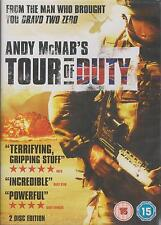 Andy McNab's TOUR OF DUTY - Extraordinary True Life Stories (2xDVD SET 2008)