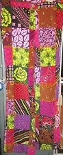 COLORFUL PATCHWORK PANTS WITH 70'S LOOK-THE CHILDREN'S PLACE-GIRLS 14-nwt