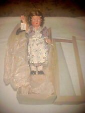 "Vintage Schwarzwald  Doll   ""  Hannele Bodensee ""  all Original  w/ Box  Germany"