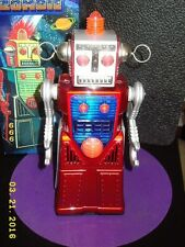 ASTRO ZOMBIE 666 LTD. edition Chief Robot Man skirted type Tin B/O #6/24 pieces