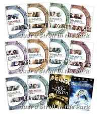 Stargate SG-1 Complete Series Seasons 1-10 + Ark of Truth & Continuum DVD Set(s)