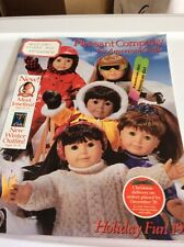 AMERICAN GIRL  HOLIDAY CATALOGUE Holiday Fun 1997 Just Like You