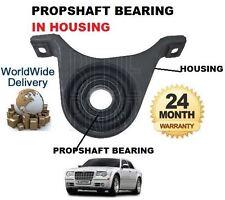FOR CHRYSLER 300C 3.0 3.5 5.7 6.1 V6 V8 2005-- NEW PROPSHAFT BEARING IN HOUSING