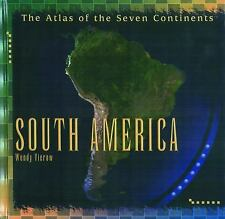 South America (Atlas of the Seven Continents.)-ExLibrary