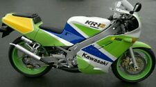 KAWASAKI  KR1-S 1990 - 92 FULL PAINTWORK DECAL  KIT